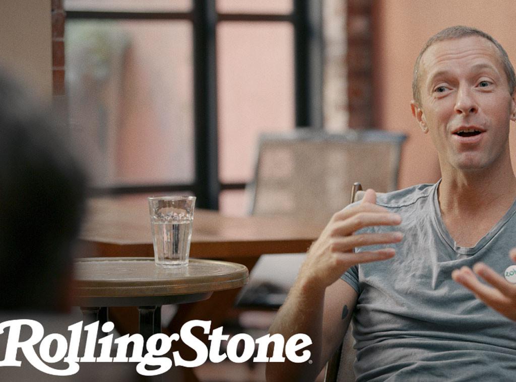 Chris Martin, Rolling Stone