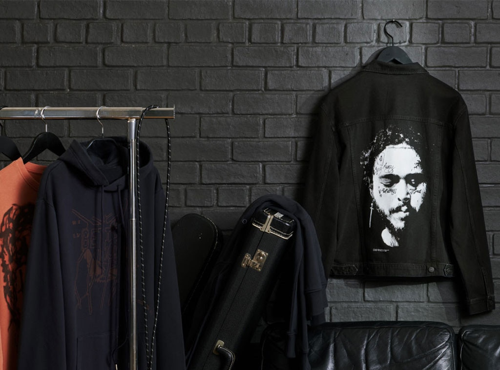 Post Malone x H&M: 5 Must Have Merch Items To Upgrade Your
