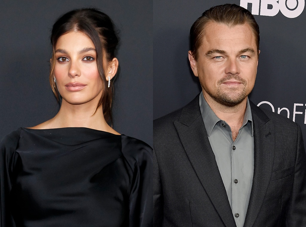 Leonardo DiCaprio's girlfriend chats big age gap