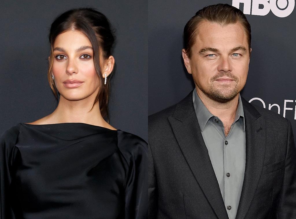 Camila Morrone, Leonardo DiCaprio