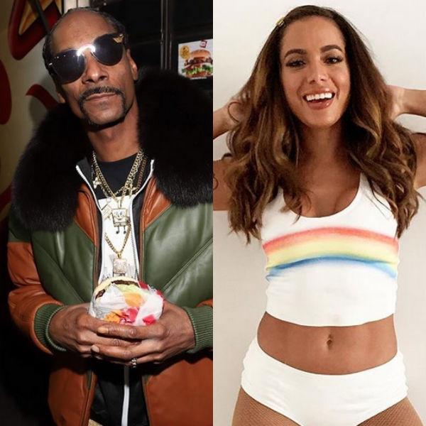 Snoop Dogg, Anitta