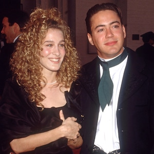 Sarah Jessica Parker, Robert Downey Jr., Oscar Couples
