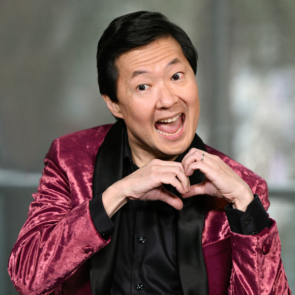 Is Ken Jeong's Mother the