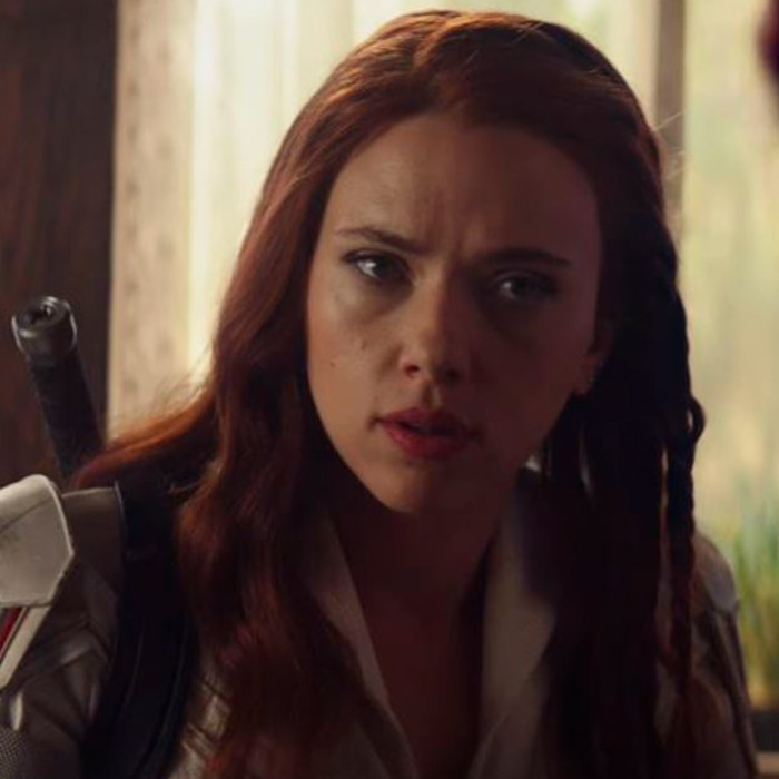 Scarlett Johansson Serves Girl Power In Black Widow Trailer