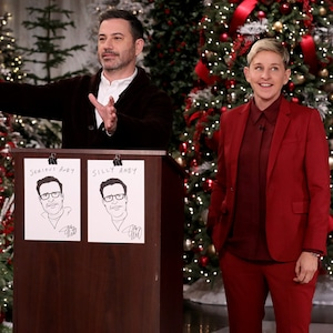 Jimmy Kimmel, The Ellen DeGeneres Show 2019