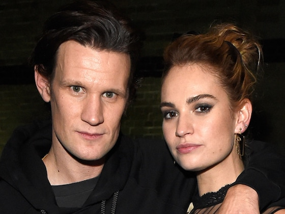 Lily James and Matt Smith Spotted Together 3 Months After Sparking Split Rumors