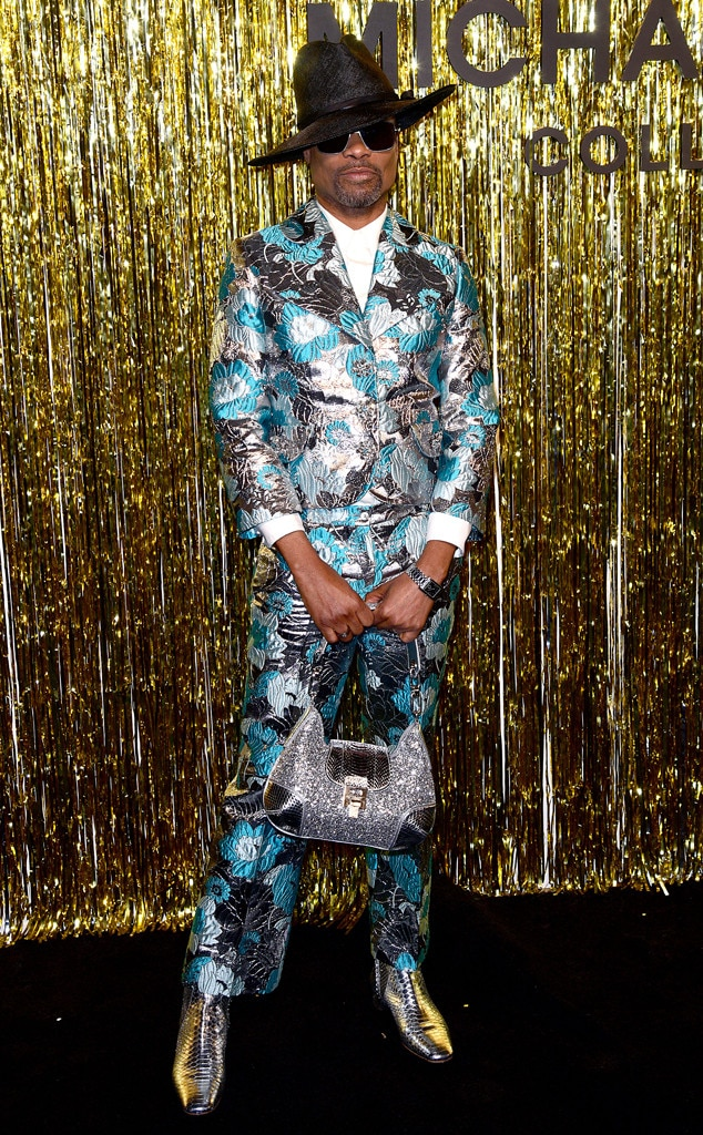 Billy Porter -  Attended the Michael Kors Collection show on Feb. 13, 2019.