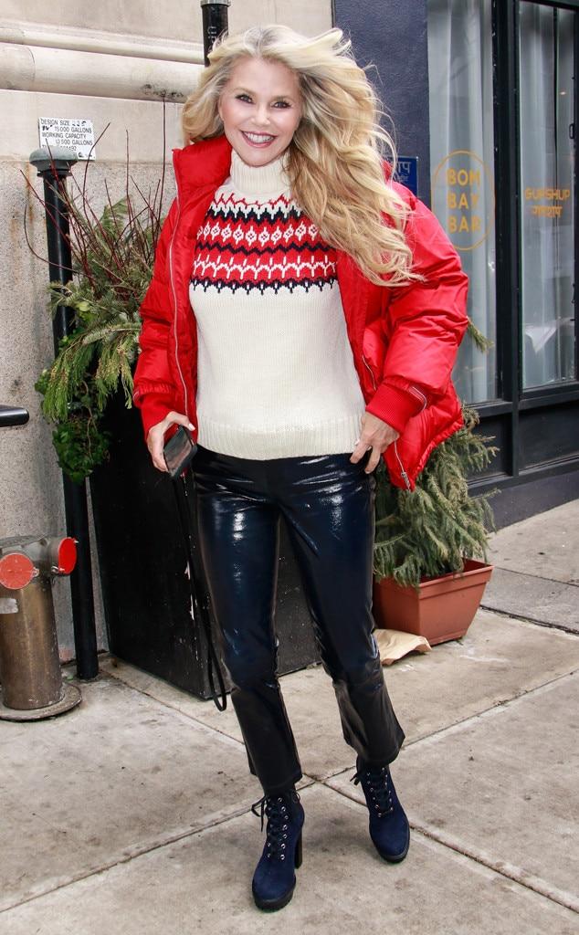 Christie Brinkley -  Ageless wonder!