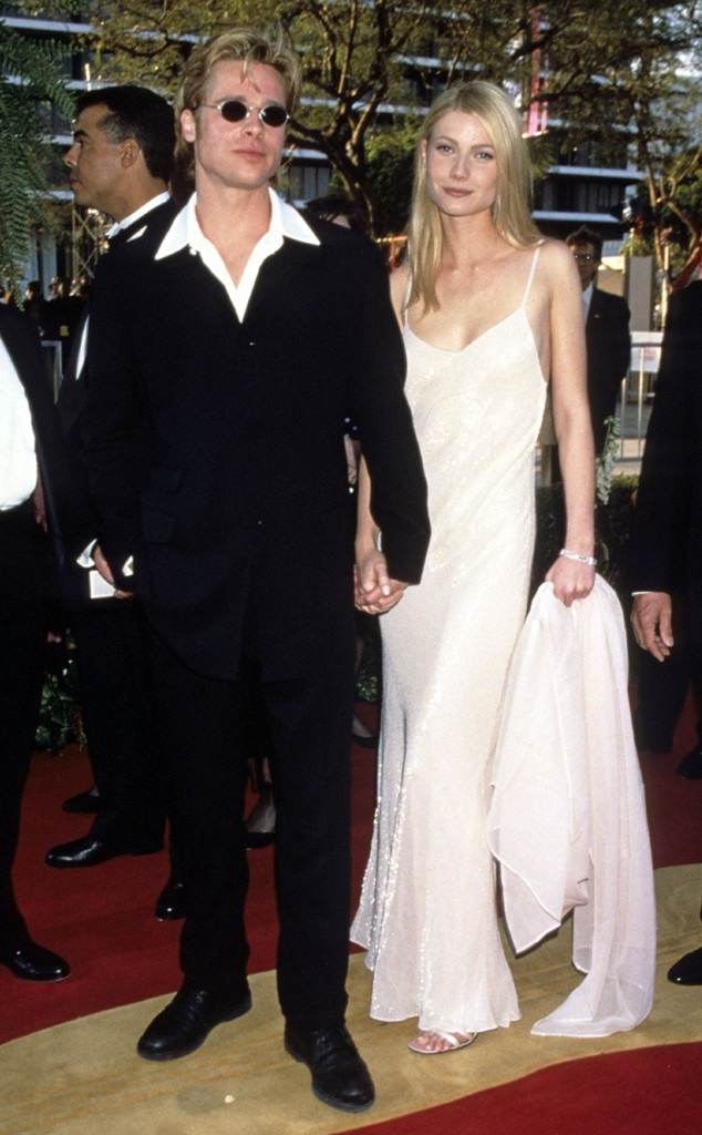 Brad Pitt, Gwyneth Paltrow, Oscars Couples
