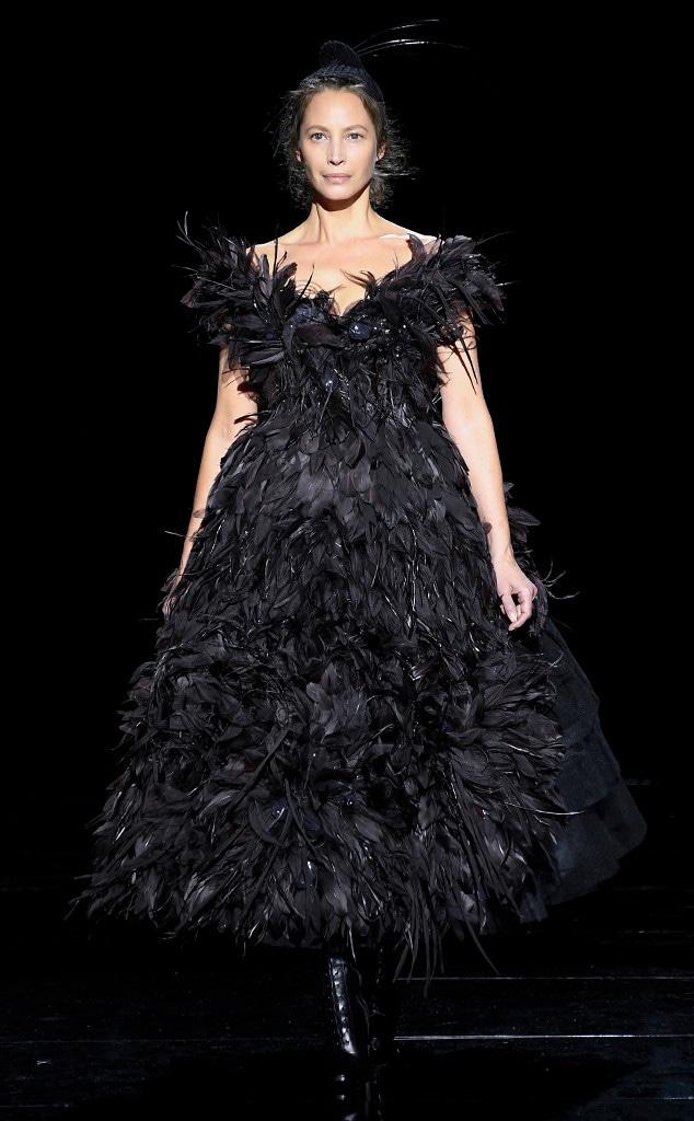 Christy Turlington, Marc Jacobs Show, New York Fashion Week 2019
