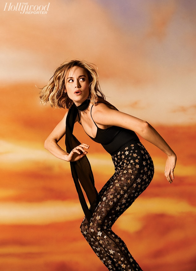Brie Larson, The Hollywood Reporter