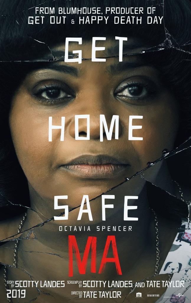 Octavia Spencer, Ma, Poster