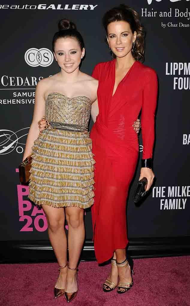 Kate Beckinsale, Lily Mo Sheen