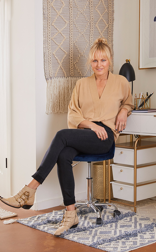 E-Commerce, Malin Akerman for HomeGoods