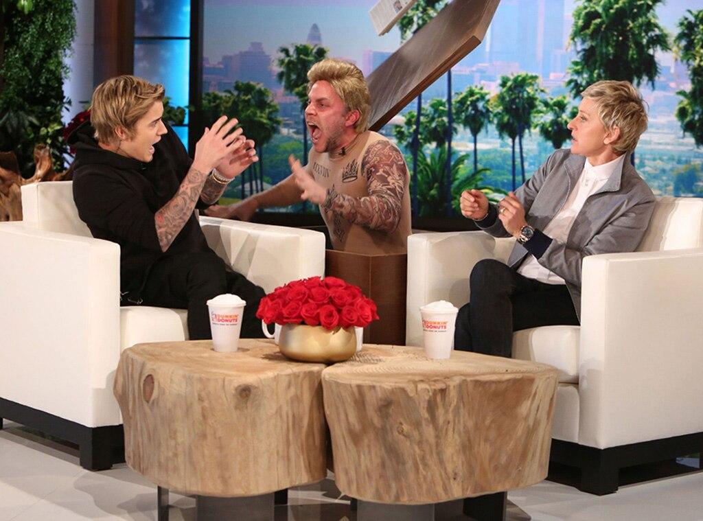 Ellen DeGeneres, Pranks