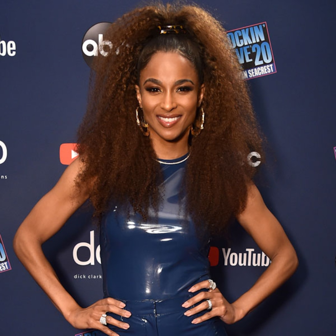 Ciara Came Through Drippin' as Cardi B for Her Epic Halloween Costume - E! NEWS
