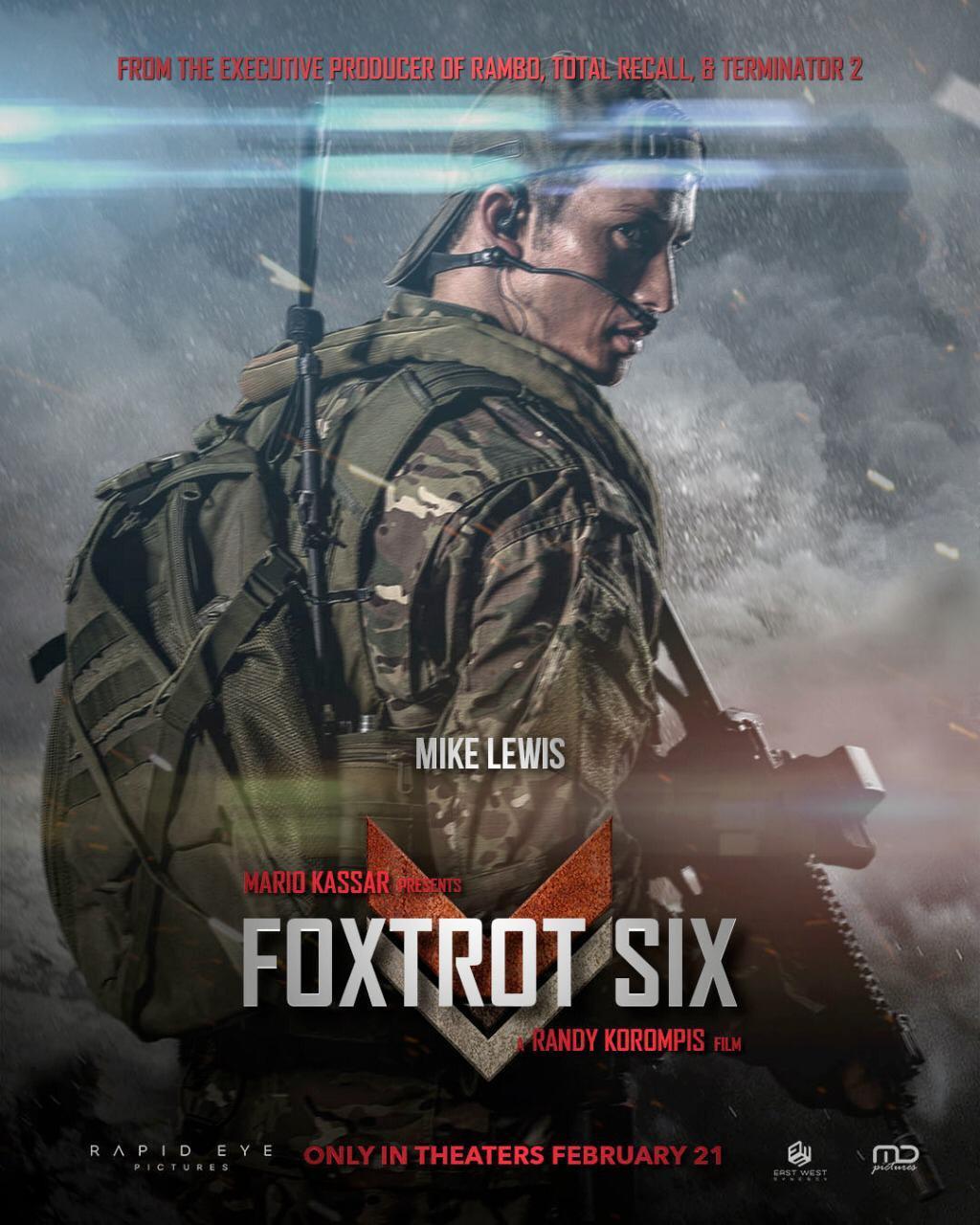 Mike Lewis, Foxtrot Six