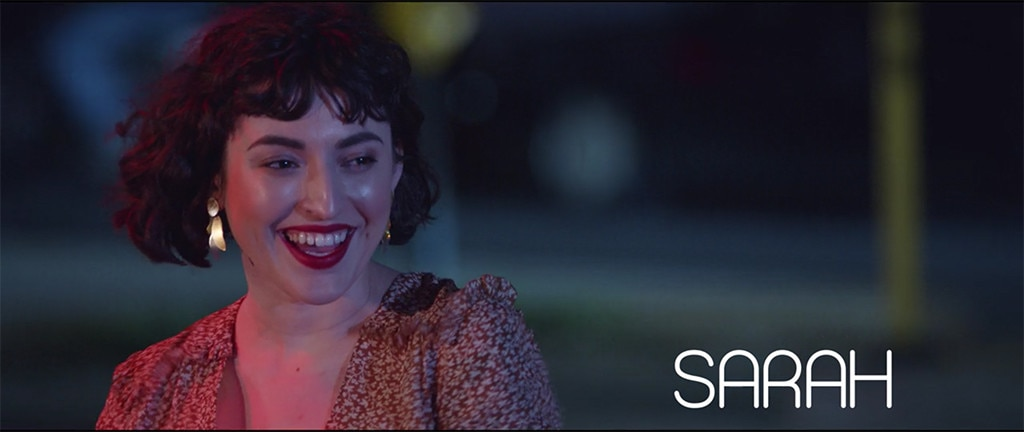 Sarah (Episode 5) -  Sarah, 25, originally hails from Charlotte, North Carolina, but moved to New York City for an ex. The analytic recruiter is looking for a guy who can keep up with her—both out and about and on nights in.