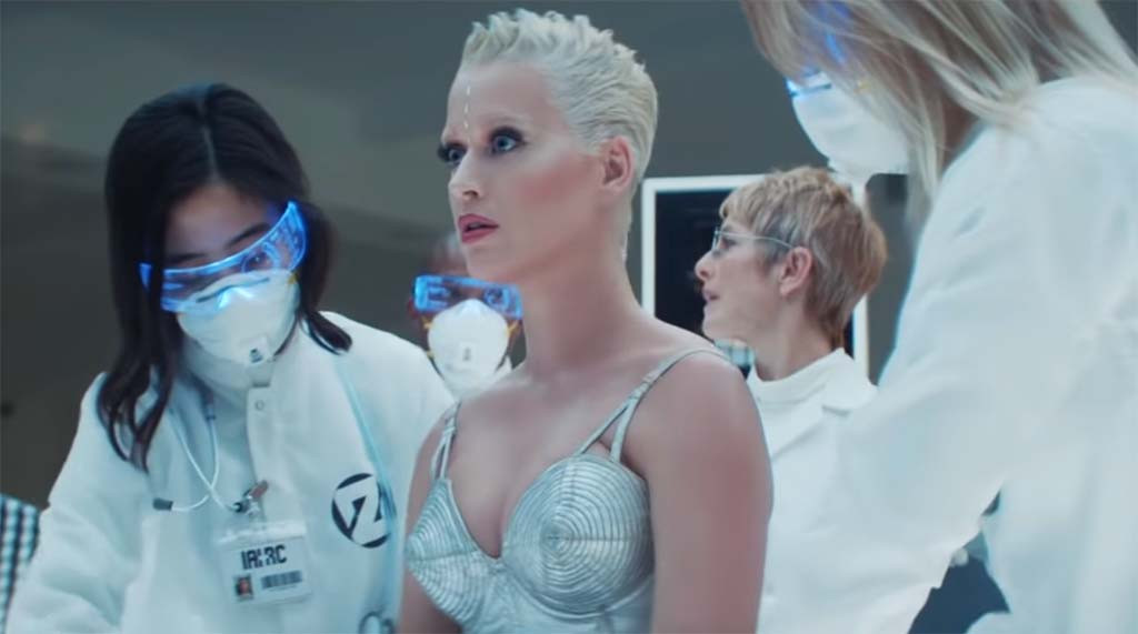 Katy Perry, 365, Music Video