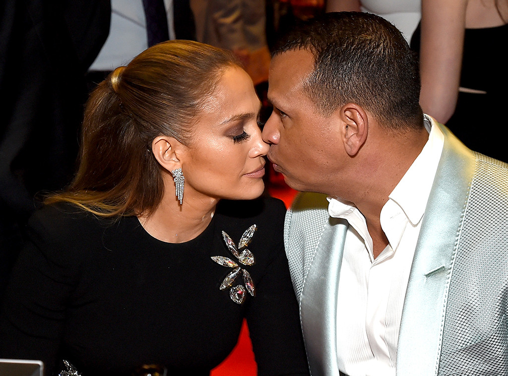 88d69cd411 Inside Jennifer Lopez and Alex Rodriguez s Early Fame   Roller Coaster  Relationships  Riding Parallel Tracks Headed to the Same Station