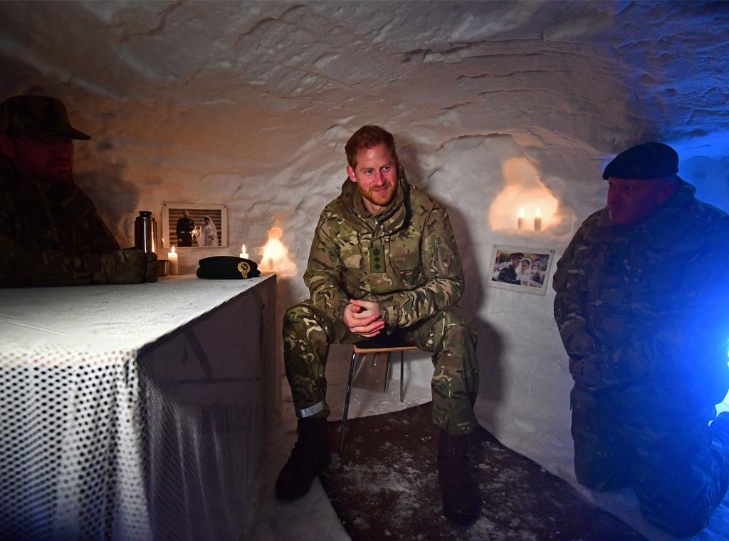 Prince Harry, Norway