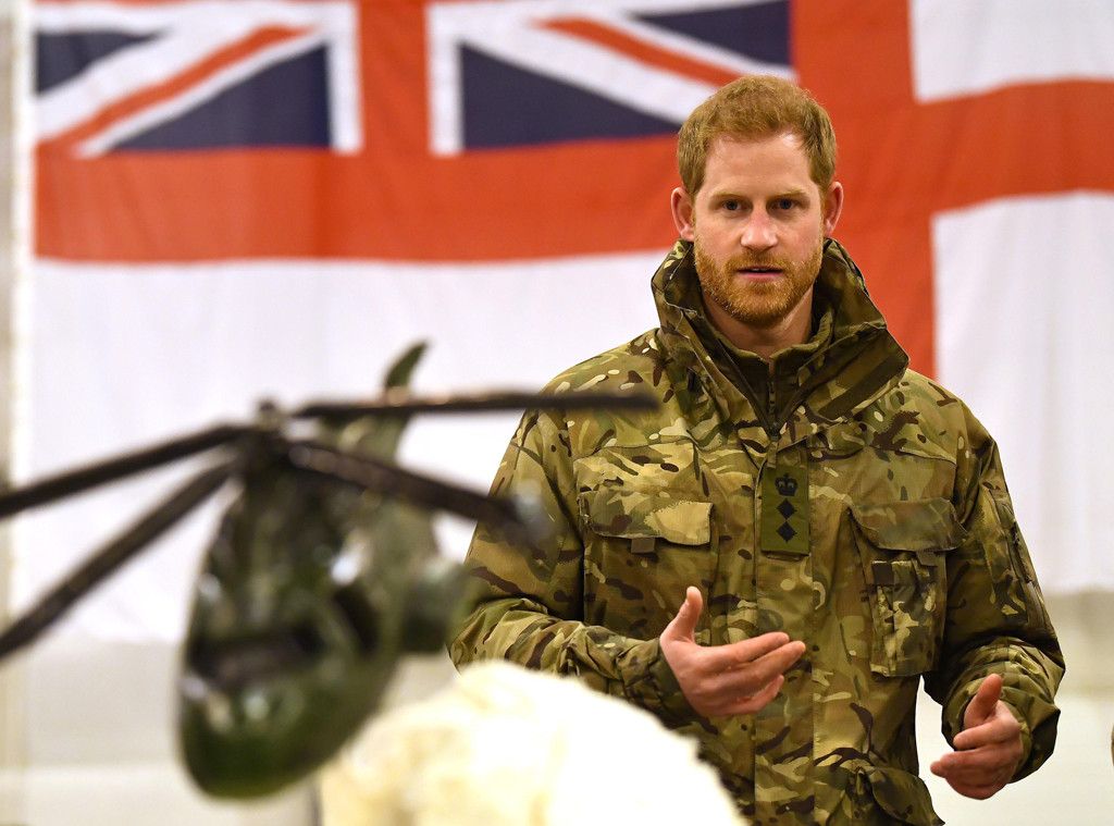 Prince Harry, Norway