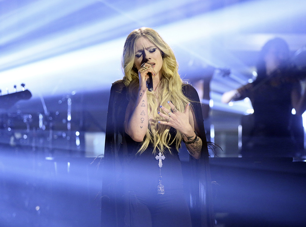 Avril Lavigne, The Tonight Show Starring Jimmy Fallon
