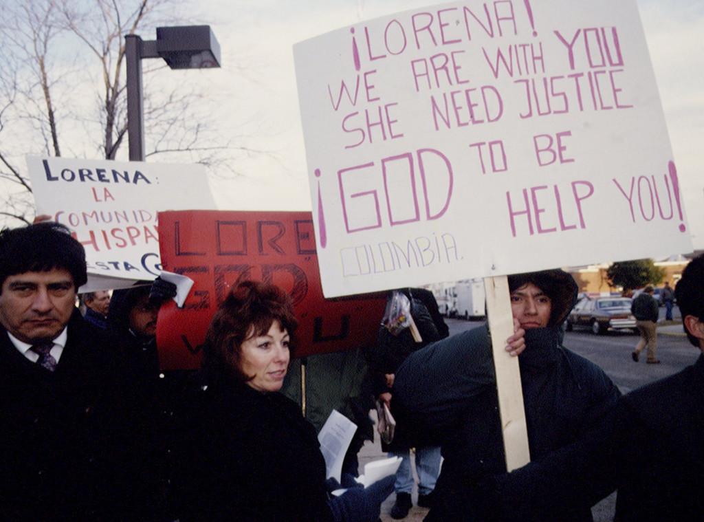 Lorena Bobbitt, 1994, Court, Fans