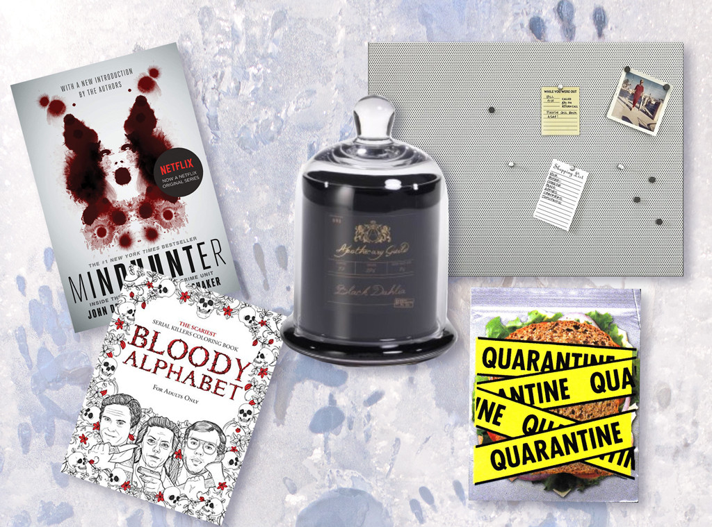 15 Holiday Gifts For True Crime Fans E News Uk