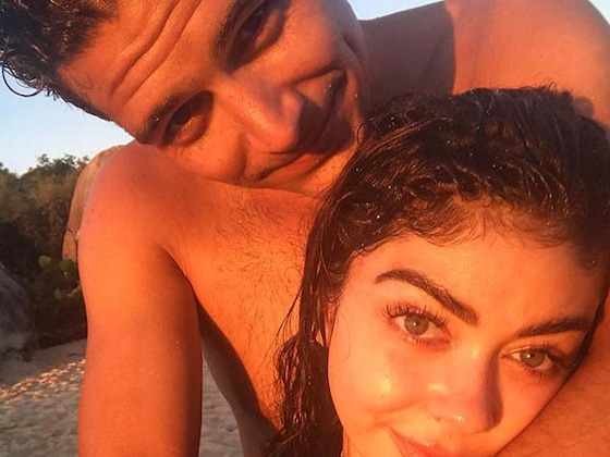 Bachelor Nation Reacts to Sarah Hyland and Wells' Adams Engagement