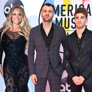 Mariah Carey, Chainsmokers