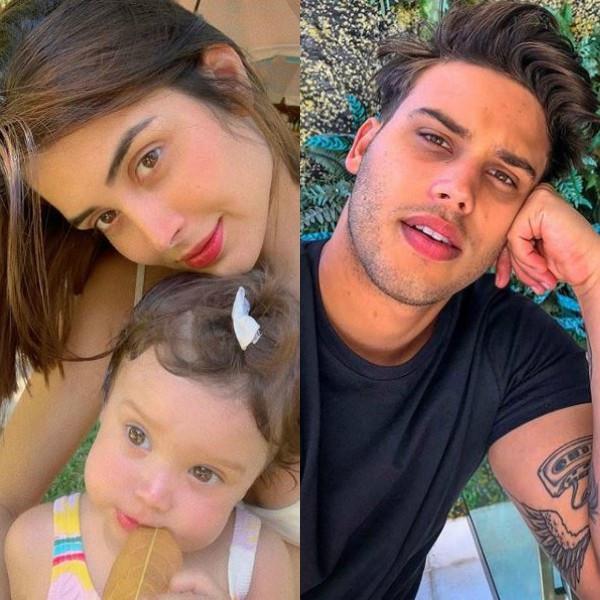Letícia Almeida, Jonathan Couto