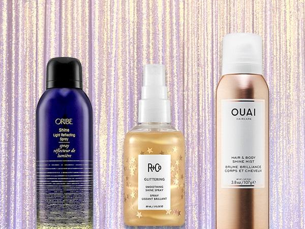 Top Shiny Hair Products—Ranked