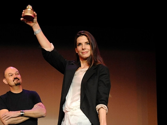 Sandra Bullock, Halle Berry and More Stars Who Accepted Their Razzie Awards