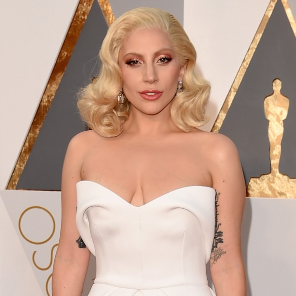 Lady Gaga, Academy Awards, Oscars 2016, Best Dresses