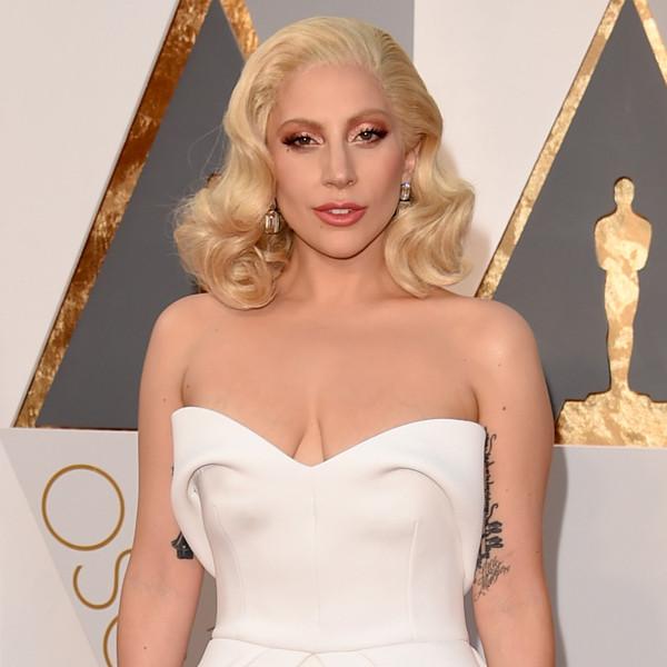 Lady Gaga, Academy Awards, Oscars 2016, Best Dresses