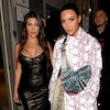 Kourtney Kardashian, Kim Kardashian, Dior Men's Show, Pre-Fall 2020