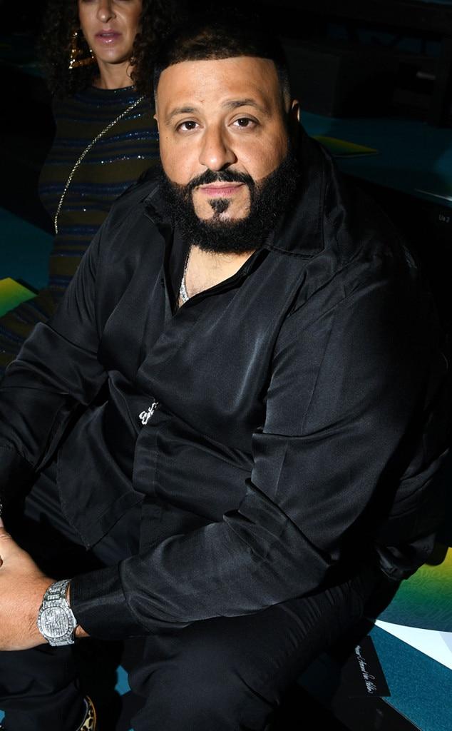 DJ Khaled, Dior Men's Show, Pre-Fall 2020