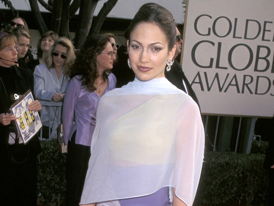 2020 Golden Globes: Relive Jennifer Lopez's First and Only Other Nomination From 1998