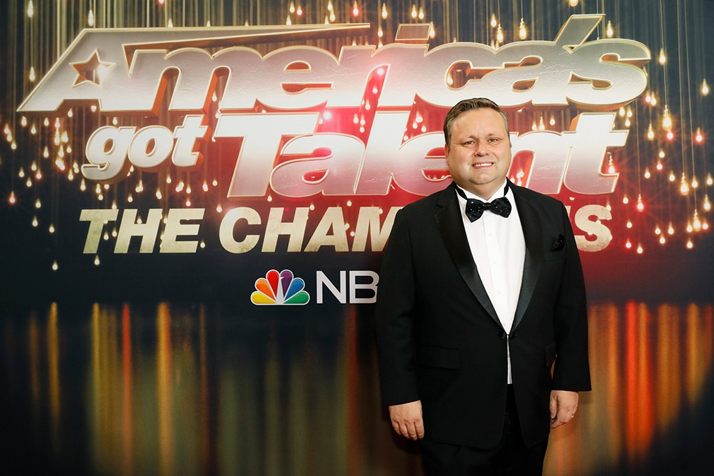 Paul Potts -  Paul Potts is a veteran of  Britain's Got Talent  (he won his season), and an accomplished tenor. He's sang for Queen Elizabeth II.
