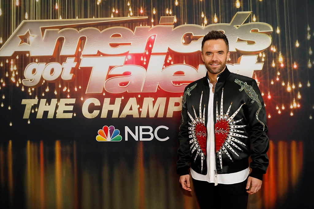 Brian Justin Crum -  Brian Justin Crum sang his way to fourth place on  America's Got Talent  season 11.