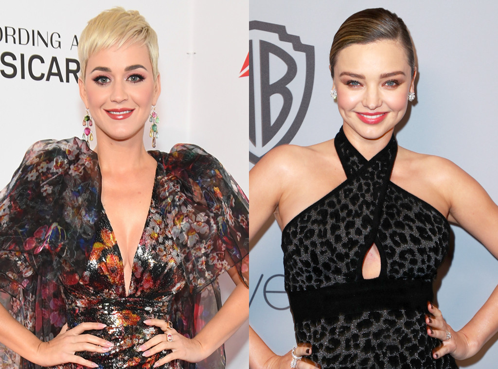 Katy Perry Supports Orlando Bloom's Ex Miranda Kerr and the Internet Could Not Be Happier