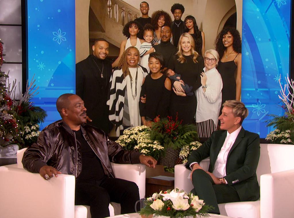 Eddie Murphy, The Ellen DeGeneres Show 2019