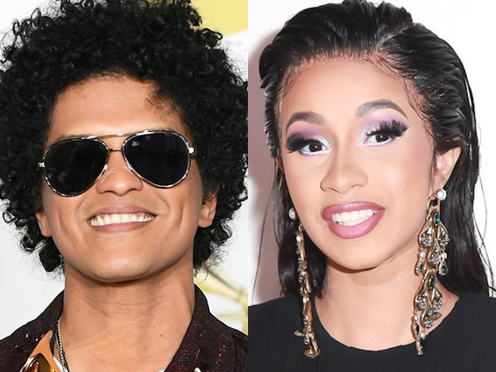 "Cardi B and Bruno Mars Drop ""Please Me"": Listen to the Sexy New Song Here"