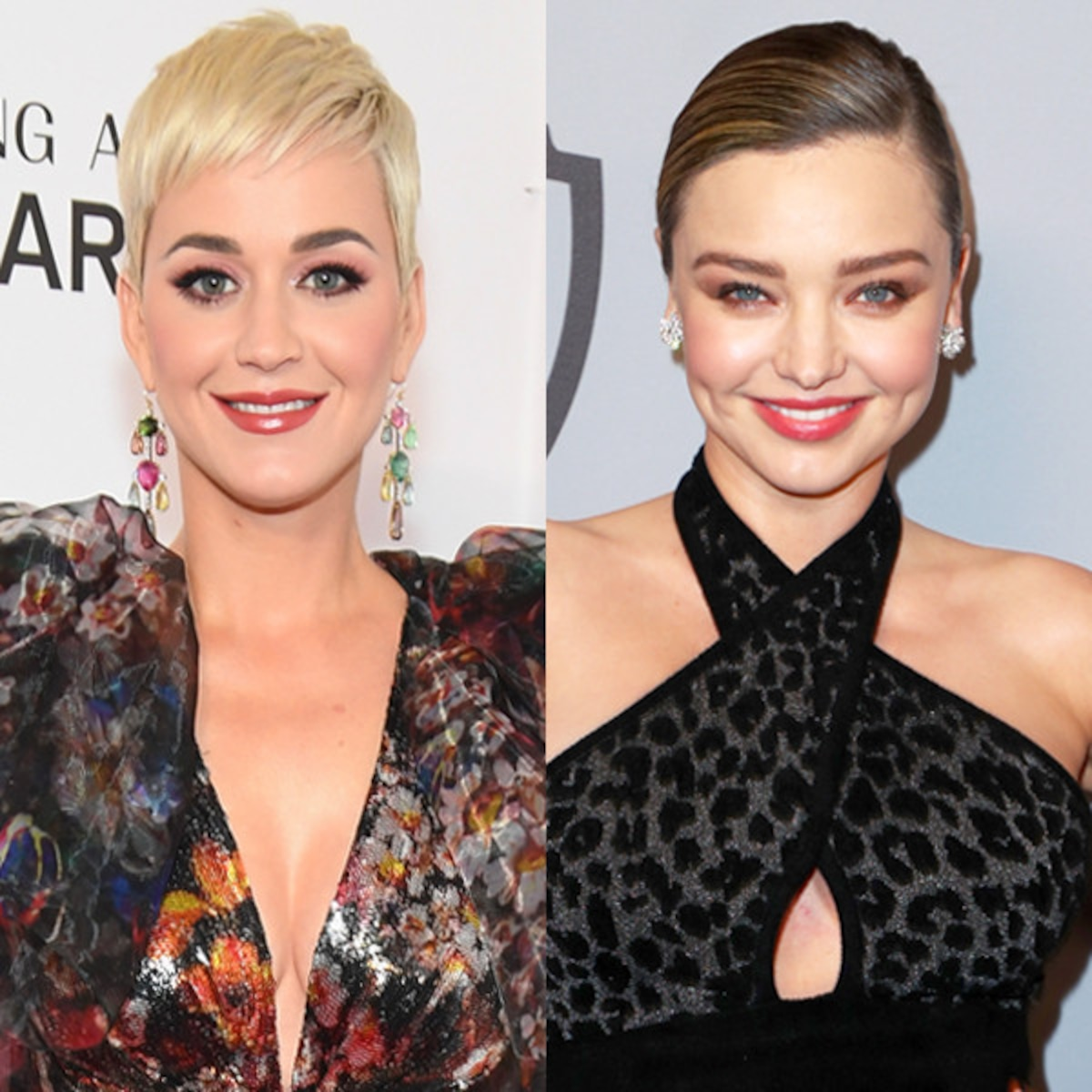 Orlando Bloom Gave Katy Perry Miranda Kerr Similar Engagement Rings E Online