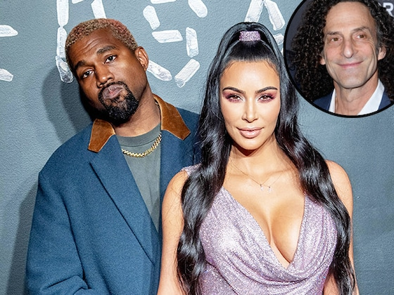 How Kanye West Pulled Off Kim Kardashian's Valentine's Day Surprise, According to Kenny G