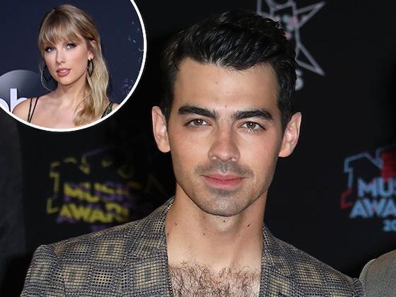 Joe Jonas sorprende a todos con una graciosa versión de <i>Lover</i>, de Taylor Swift