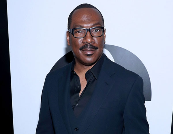 Eddie Murphy Says There's 'Something Sexy' About Having 10 Kids | E! News Canada