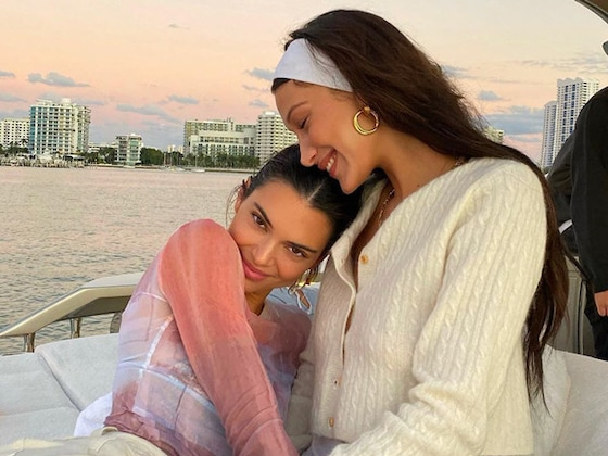 Inside Bella Hadid and Kendall Jenner's Miami Girls' Trip