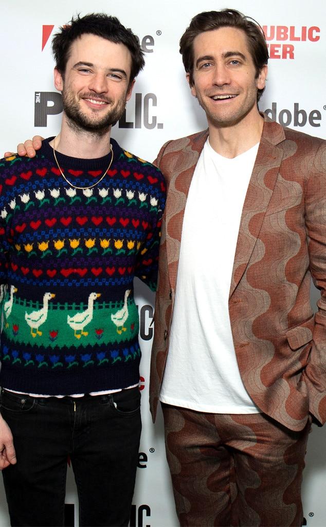 Tom Sturridge & Jake Gyllenhaal -  Prints galore!
